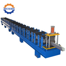 GI Downspout And Gutter Cold Roll Making Machines