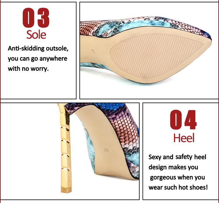 thin heel women shoes