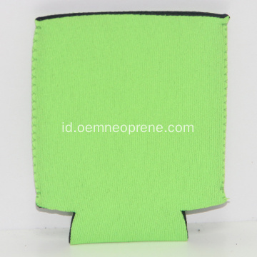 Eco-friendly Reusable Neoprene Can Coolie