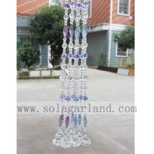 Colorful Acrylic Crystal Hanging Door Beads Curtain