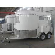 horse trailer straight load
