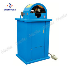 2 inch skiving peeler hose machine HT-65F
