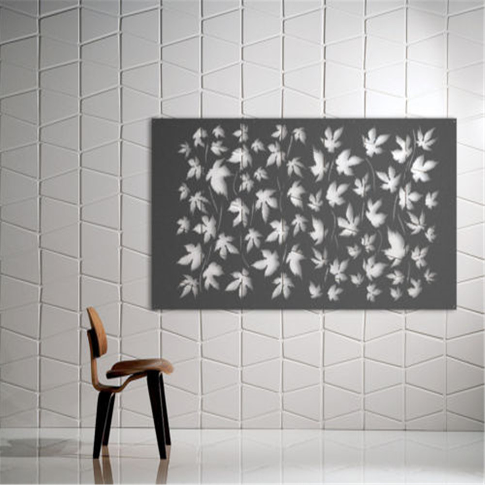 Láser de corte de metal decorativo Wall Art Paneles