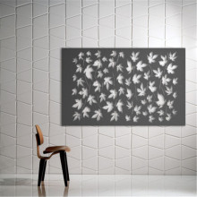 Retro Styled Interior Decorative Screens