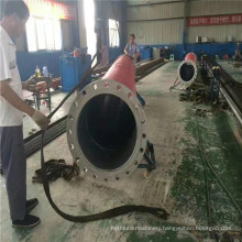 1000mm Large Diameter Flanged Rubber Dredging Rubber Hose Pipe