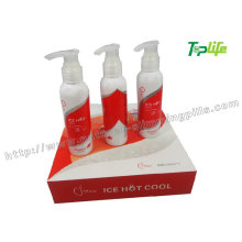 Natural Ice Cool Slimming Gel 100ml With Synthetic Dogfish Oil, Chili Oil For Weight Loss