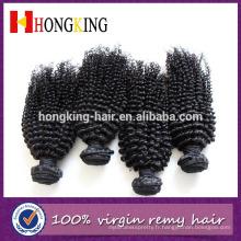 Extension de cheveux humains Virgin India Temple