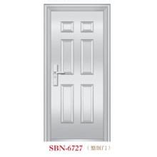 Двери из нержавеющей стали за пределами Солнца (СБН-6727)