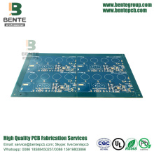 "IT180 4 Layers PCB High TG PCB ENIG 3u"" Consumer Electronic"