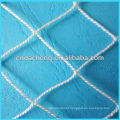 Colored PE multifilament fishing net for deep sea