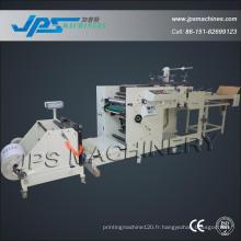 Machine d'impression de papier d'art de rouleau de largeur de 600mm