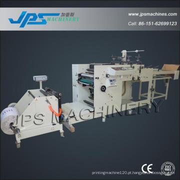 Máquina de impressão do papel da arte do rolo da largura de 600mm