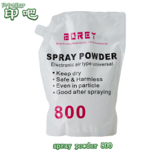Spray en polvo en polvo 800