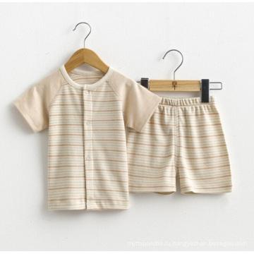 Комплект летних платьев с коротким рукавом