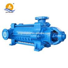 bomba horizontal multietapa de alta presión de agua