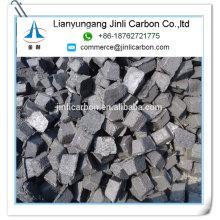 Pegamento del electrodo del carbono del uso del ferrosilicon de la calidad estable / goma del electrodo del grafito