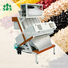 Grain Processing Machinery ccd camera small wheat color sorter