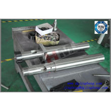 D28 Nitrided Screw Barrel pour Yingcheng Injection Machine