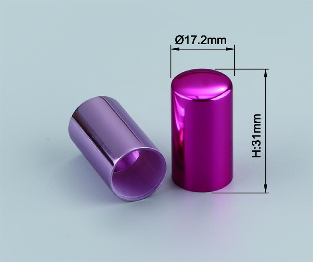 Cream Bottle Use Aluminum Cover Cap