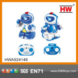 New Design 2 CH Infrared Remote Control Robot Toys