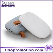 Cargador de batería de corriente Cargador de batería de teléfono móvil portátil