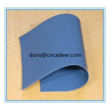 Geomembrana azul do forro da lagoa do PVC EPDM
