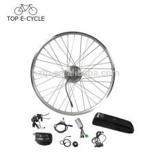 China 250W personalizado com kit bicicleta elétrica de peças impermeáveis
