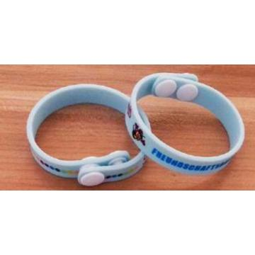 Resin eco-friendly feature Wristband Lock
