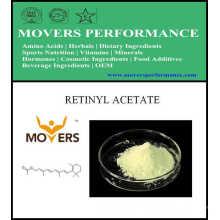 Ingrediente cosmético caliente de Slaes: acetato del retinilo