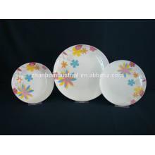 Vajilla de cerámica china moderna decoración