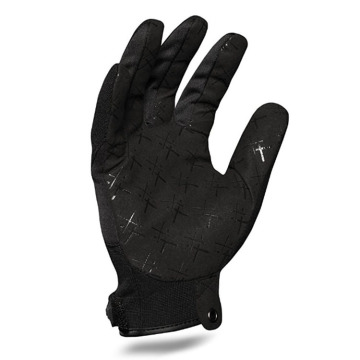 High quality microfiber protective warm working gloves