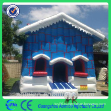 Cheap inflatable bouncers for sale/commercial bouncing castles/cheap adult bounce house