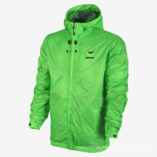 2014 comfortable mens windrunner running jacket