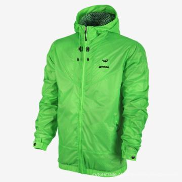 2014 confortável mens windrunner running jacket