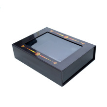 Mewah Custom Foldable Magnetic Closure Gift Box Paper