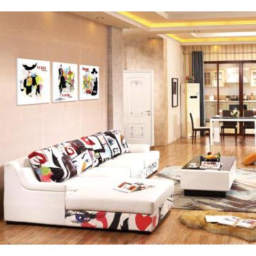 Sofá de los muebles de la sala de estar
