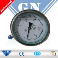 Medidor de alta presión con alarma