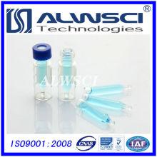 2014 HOTSALE 2ml National Scientific filofoma de frasco de hplc com frasco para injectáveis