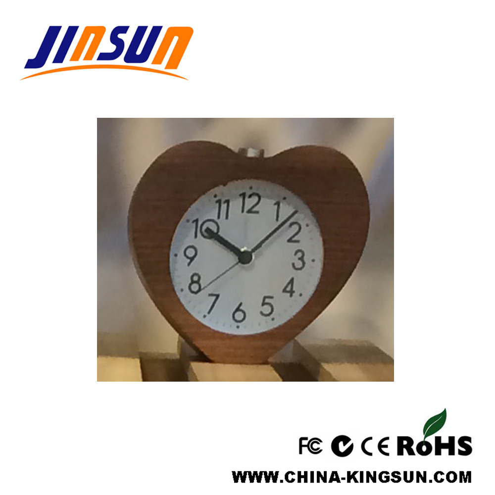 Heart Shape Alarm Clock