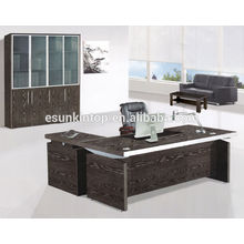 Office furniture offering, Modern glass desk office furniture, Customized size and designs