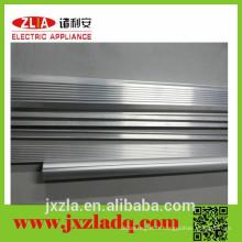 Tube en aluminium stable pour ligne de production dans les industries électroniques