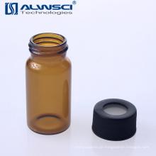 Bernsteinglas 20ml Probenfläschchen für Waters Agilent Autosampler