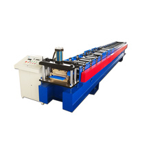 Profile Aluminium Galvanized Corrugated Roll Forming Machine