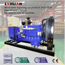 China Lieferant Öl Gas Generator Portable Genset 1000kVA zum Verkauf