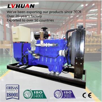 Genset portátil Genset 1000kVA do gerador do gás de óleo do fornecedor de China para a venda