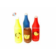 Botella de vinilo Juguete para mascotas Juguete chino barato