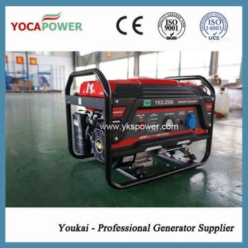 2kw beweglicher Benzin-elektrischer Energie-Generator