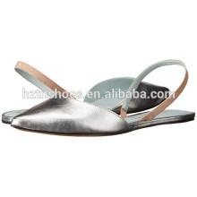 Chaussures et sandales de chaussures de mode féminine d'été 2016