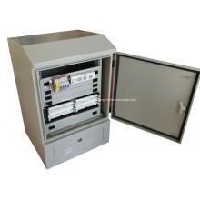 "19 ""Rack Outdoor Telecom Cabinet Basisstation Gehäuse"