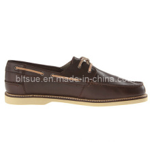 Unique Leather Boat Shoes Cheap Price